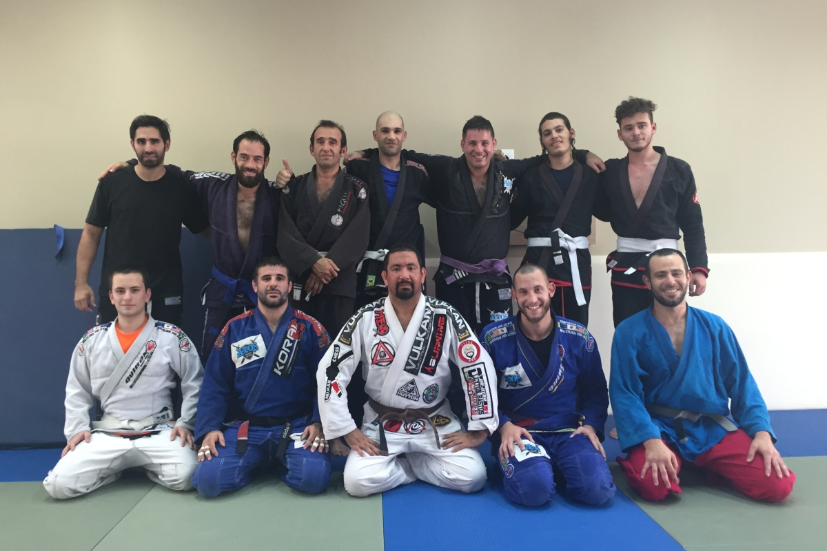 BJJ is a pain, But Someone's got to Do It – Alba World Tour